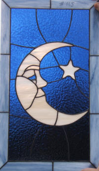 Stained Rv Glass Windows